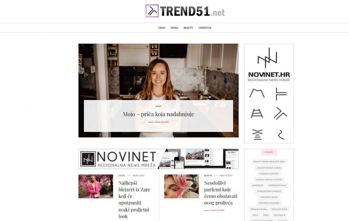 Predstavljen novi portal Regionalne mreže: Trend51 donosi svježe modne trendove i inspirativne riječke priče