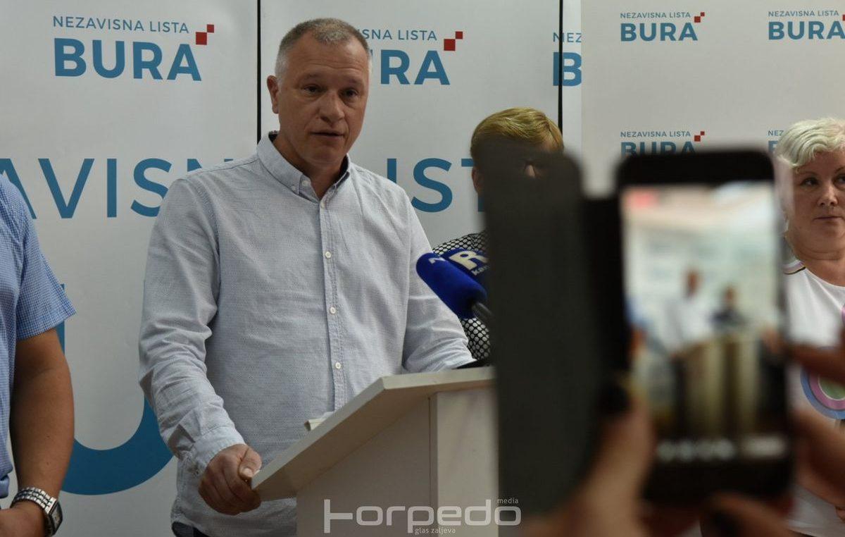 [RAZGOVOR] Hrvoje Burić: U prvih 100 dana možemo ostvariti gotovo polovicu našeg programa!