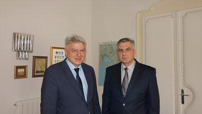 Na sastanku vodećih ljudi PGŽ i HGK Županijske komore Rijeka predstavljeni aktualni projekti komore