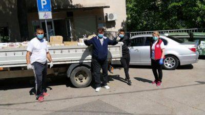 Romima u PGŽ donirani paketi hrane i drva za ogrjev