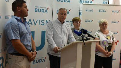 Hrvoje Burić: Na izbore izlazimo samostalno i želimo u Saboru otvoriti raspravu o propadanju Rijeke
