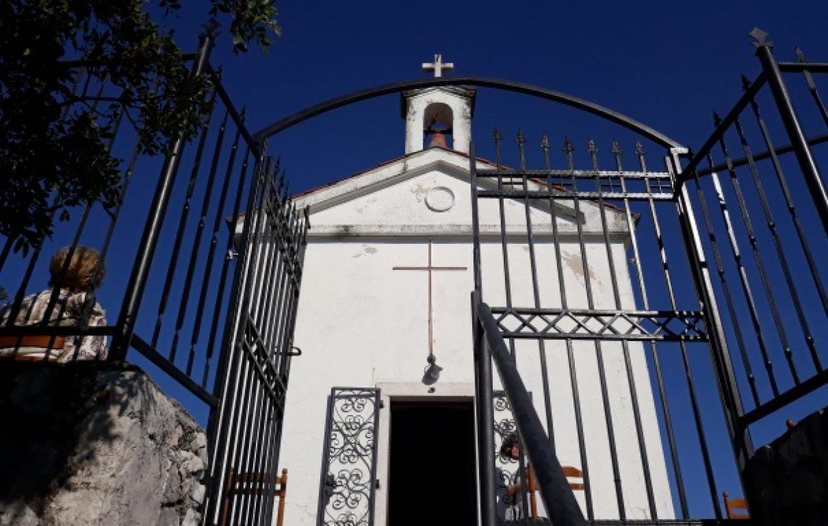 Obnovljena tradicija hodočašća u kapelu Svetog Križa