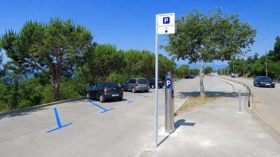 Na području Kostrene počela naplata parkiranja – Evo gdje možete kupiti pretplatne karte