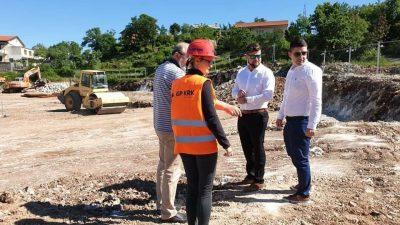 U Rešetarima se gradi trgovački centar Plodine
