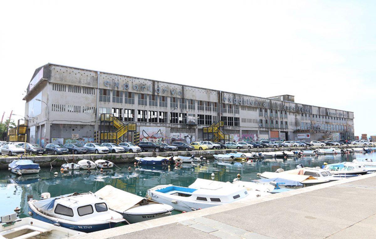 Zbog nevremena zatvoren prostor Exporta na Delti