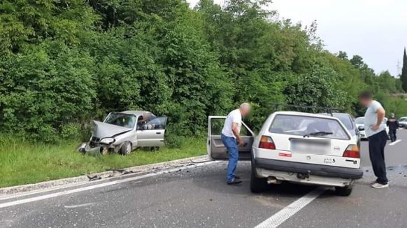 U današnjim prometnim nesrećama na širem riječkom području smrtno stradale dvije osobe