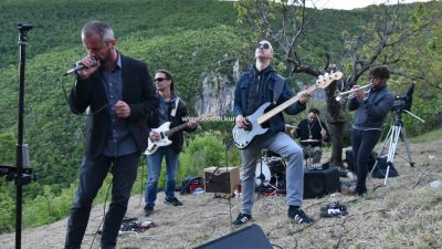 FOTO/VIDEO Riccardo Staraj & Midnight blues band ft. Hal otvorio novi video serijal 'Torpedo video gigs'