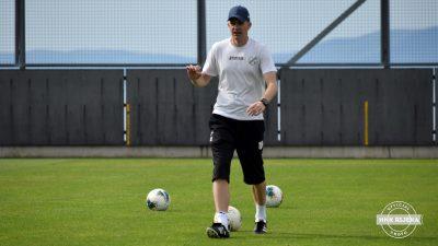 VIDEO Simon Rožman ponovo na travnjaku: Nećemo biti optimalni za nastavak sezone, ali bit ćemo spremni!