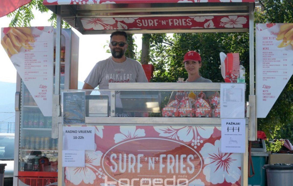 Vratio se Surf'n'Fries, imaju kisok na plaži Kantrida