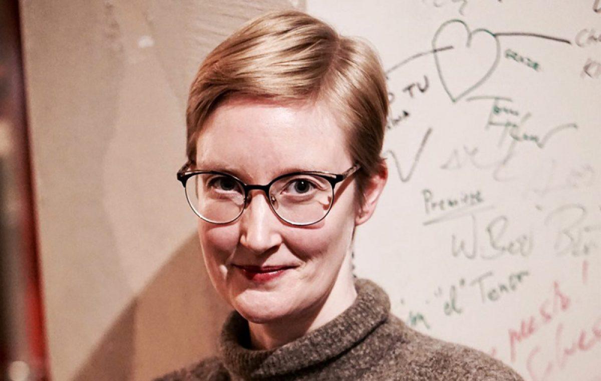 Njemačka spisateljica Alexandra Stahl pet će mjeseci boraviti u Rijeci i pisati o njoj