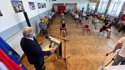 """Malim poduzetnicima uručene županijske """"korona"""" potpore"""