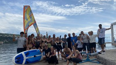 Krenula AquaRiMove – Škola vodenih sportova grada Rijeke