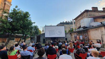 Velid Đekić i H-8 Nikole Tanhofera otvorili novu sezonu Ljetnog Art kina