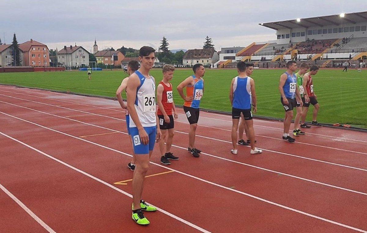 Uspješan nastup atletičara Kvarnera u Varaždinu