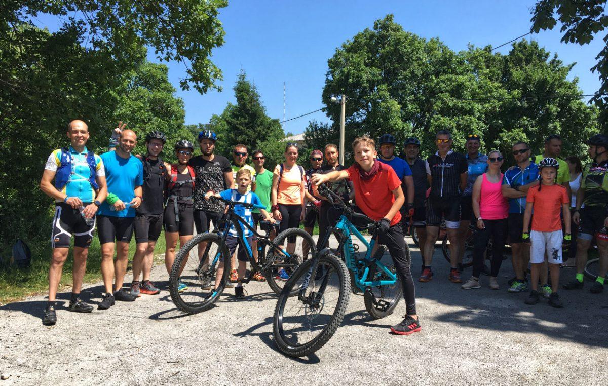 Biciklisti ponovo uživali u šumama Loza i Lužina