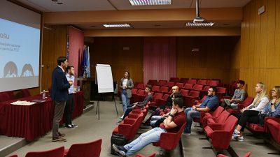 FOTO Održana druga sjednica koordinacije savjeta mladih s područja PGŽ @ Opatija