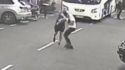 VIDEO: Evo što se dogodilo na parkingu između Grezda i Čolaka