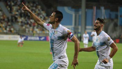 VIDEO Franko Andrijašević nakon trilera s Lokomotivom: Podjela bodova je realan ishod