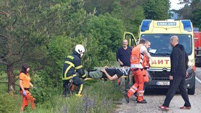 Pojačan trend stradavanja u prometu – U dvije jučerašnje prometne nesreće teško ozlijeđene četiri osobe