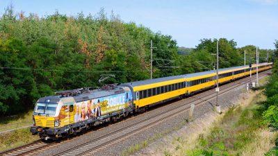 Sutra u Rijeku hit vlakom RegioJeta stiže prvih 500-tinjak čeških turista