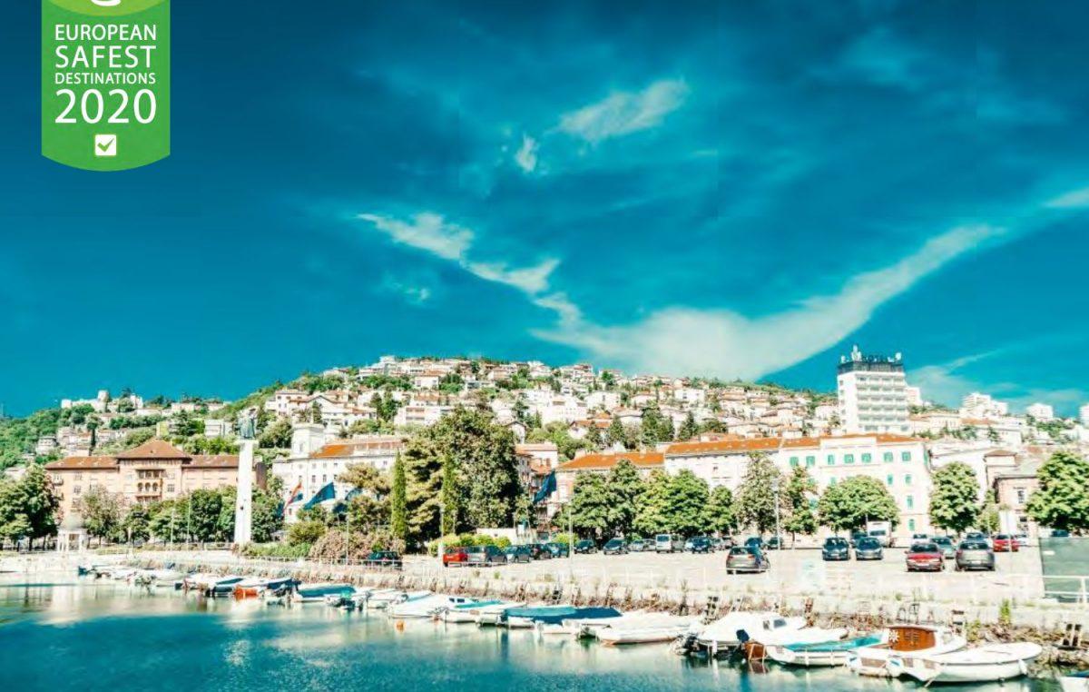 Rijeka među korona najsigurnijim destinacijama za turiste