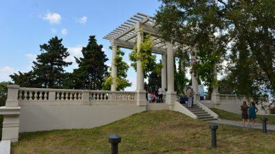 FOTO Obnovom vodospreme Vidikovac okončan četverogodišnji projekt sanacije stoljetnih riječkih vodosprema