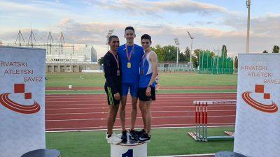 Atletičari Kvarnera na juniorskom PH osvojili 10 medalja – Babić i Vuletić dvostruki prvaci države