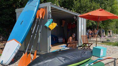 Festival sportske rekreacije ovog se vikenda nastavlja na Platku i Kantridi