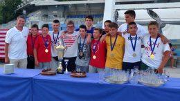 Mladi Primorjaši prvaci Hrvatske