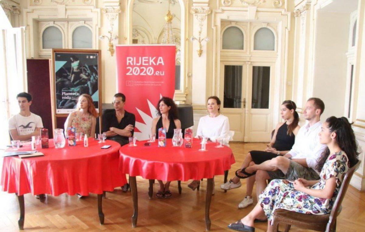 Premijera predstave Plamteća voda u sklopu programskog pravca Doba moći EPK 2020