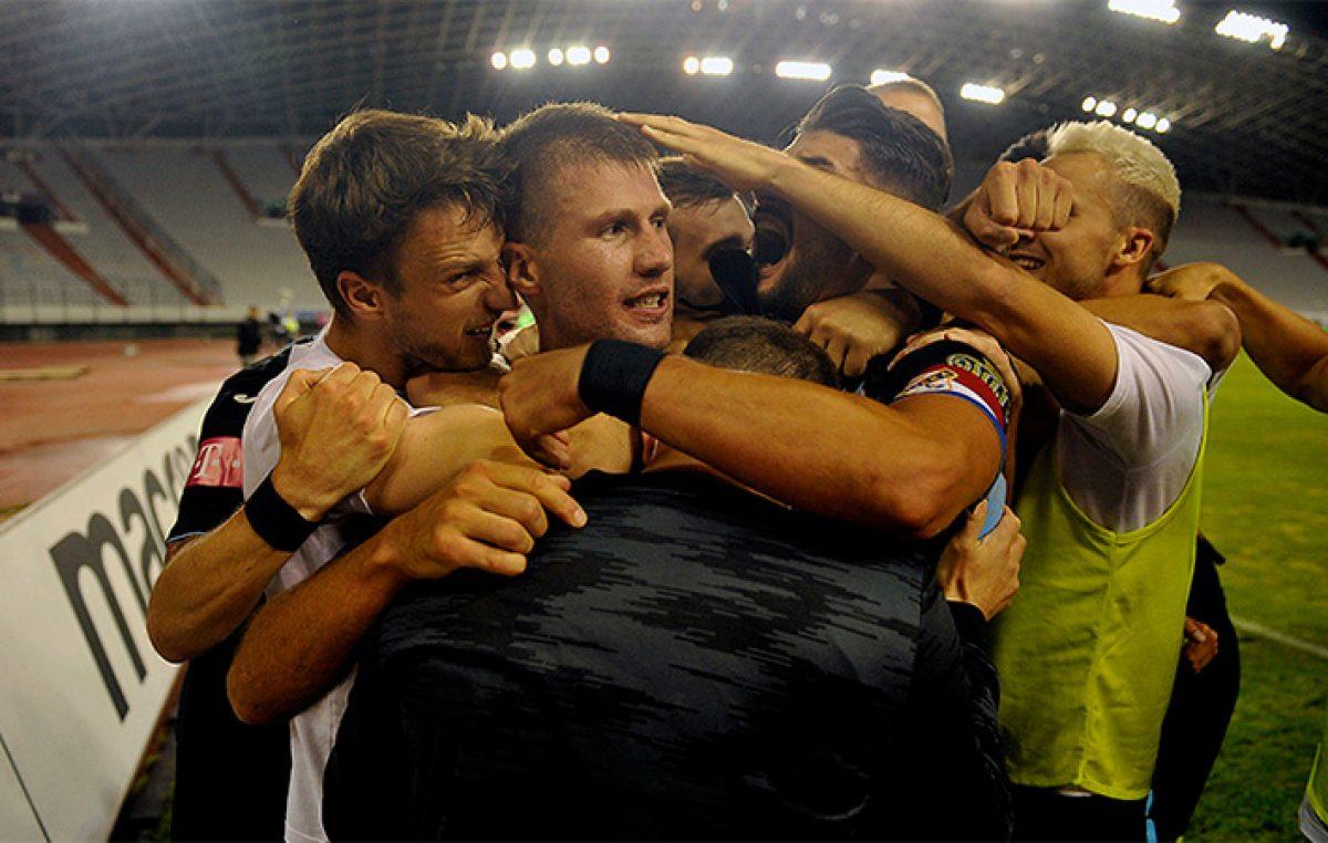 VIDEO Nino Galović, strijelac pobjedničkog pogotka na Poljudu: Nije moglo bolje, pobjeda i gol u zadnjoj minuti