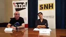 Novinarske organizacije podržale Branka Mijića: Borbenost ga je koštala otkaza