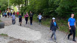 ZEN LICE PLATKA Festival sportske rekreacije na Platku otvara srpanj jogom i nordijskim hodanjem