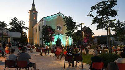 Glazbeno ljeto u Viškovu – osvježite se na Ljetnom pljusku!