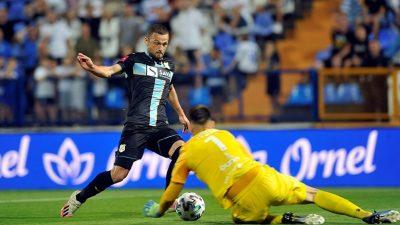 Osijek prevelika prepreka: Nogometaši Rijeke upisali su treći poraz u nizu