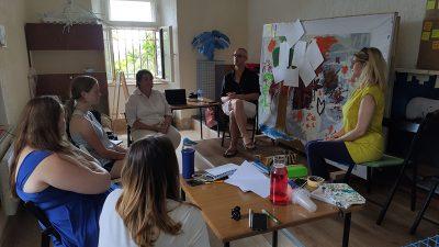 Putem projekta MOVE mladi stanovnici Praputnjaka povezuju se s vršnjacima iz Nizozemske, Litve, Srbije i Hrvatske