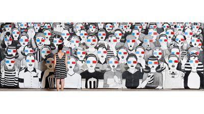 """Čakovečka umjetnica sa zagrebačkom adresom Ivana Mrčela sa izložbom """"We are watching you"""" stiže u Galeriju Kortil"""