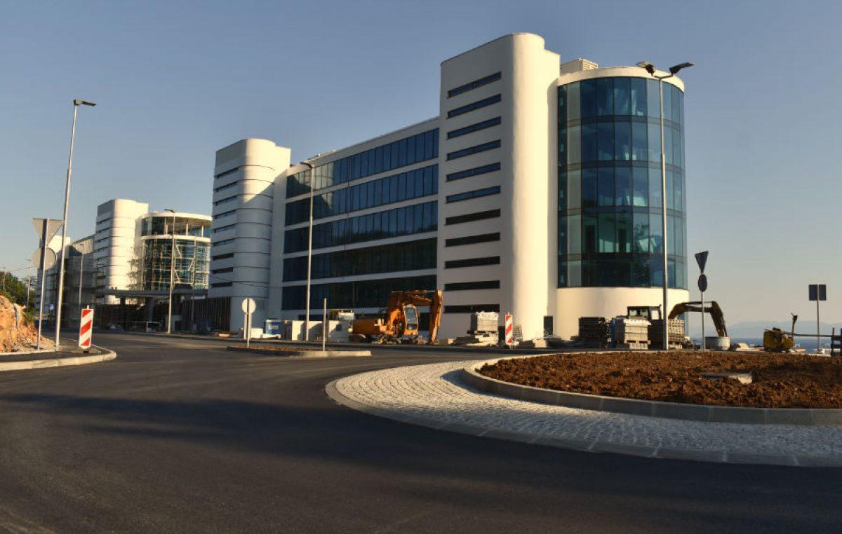 Danas je otvorena Opatijska ulica – u prvi plan iskočio velebni hotelski resort Hilton Costabella