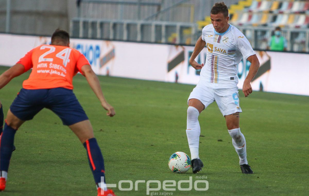 Nogometaš Rijeke Milan Ristovski postigao prvijenac u dresu Sjeverne Makedonije