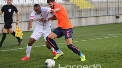 Sterling Yateke izabran u momčad kola, Muriću najbolji gol otvaranja Prve HNL