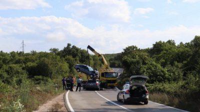 U teškoj prometnoj nesreći na Krku poginula ženska osoba
