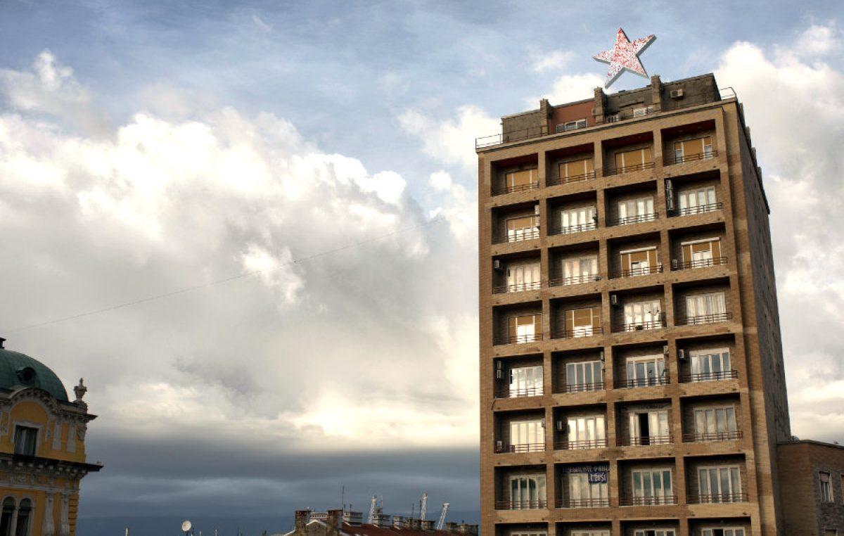 U stečaju udruga Nemanje Cvijanovića, autora povratka crvene zvijezde na riječki neboder
