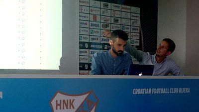 Škola HNK Rijeka uvodi digitalno praćenje svih podataka o svojim igračima