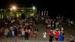 Bogatim sportskim vikendom u Kostreni je obilježena 25. godišnjica Oluje