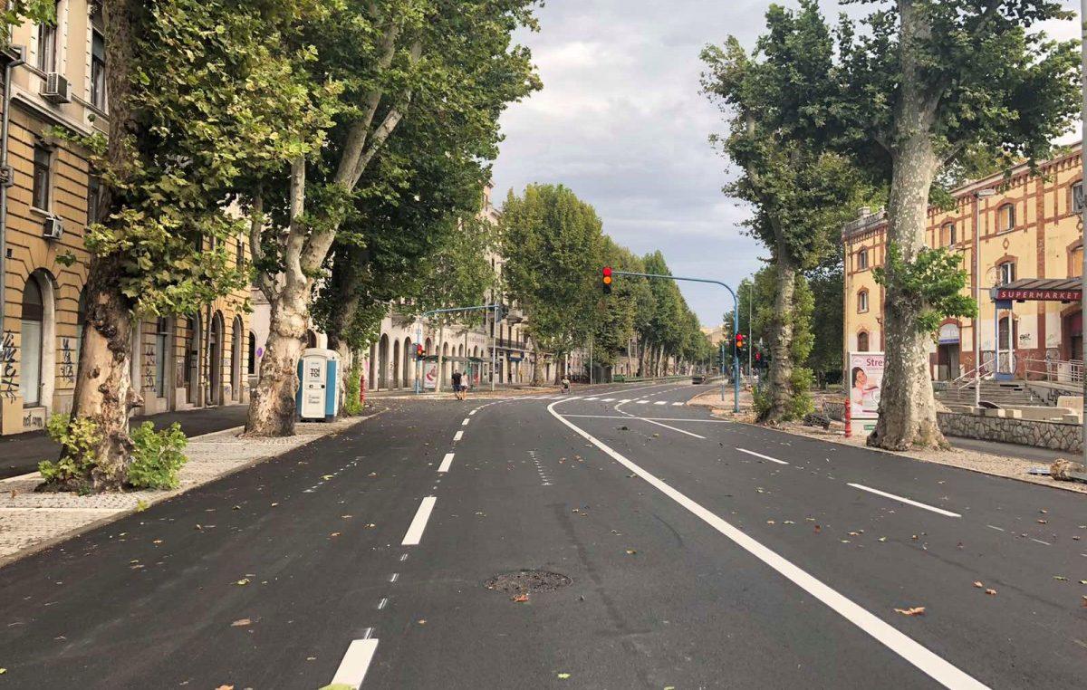 Uvodi se naplata parkiranja u Krešimirovoj ulici