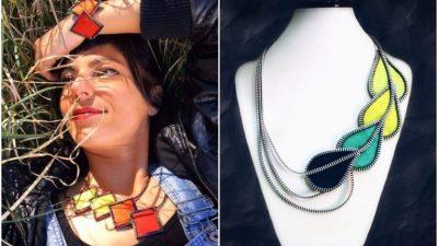 Black dimensions: Upoznajte Riječanku koja kreira cool odjeću i nakit od recikliranih materijala