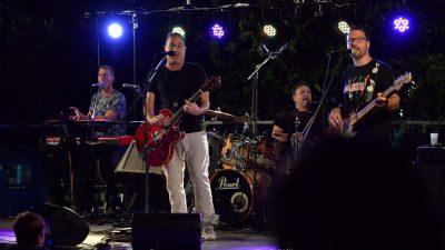 Koncert Nene Belana & Fiumensa na Ljetnoj pozornici