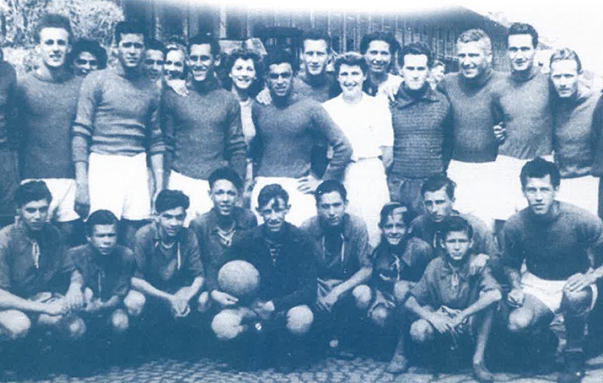 Na današnji je dan daleke 1946. godine NK Kvarner u prvoj utakmici u povijesti pobijedio Hajduk