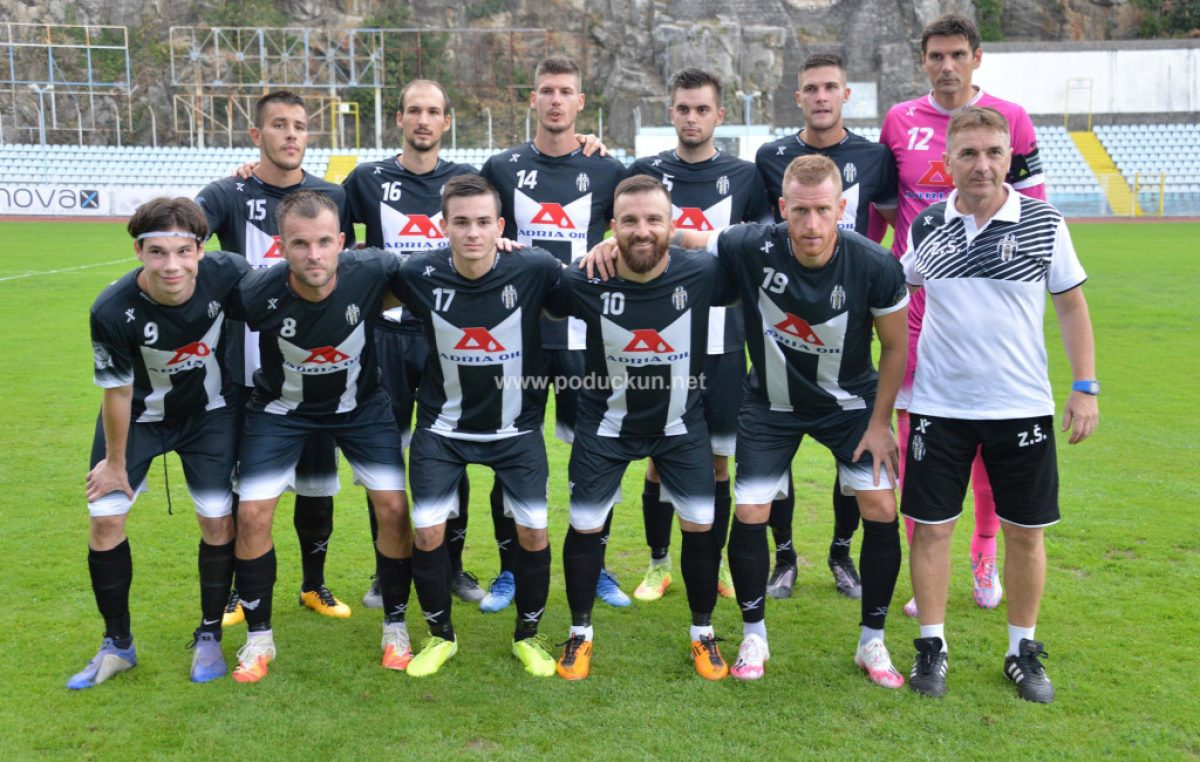 UŽIVO: Prijenos utakmice Opatija – Cibalia