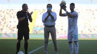 Antonio Čolak dobio pretpoziv za nadolazeće utakmice Hrvatske reprezentacije